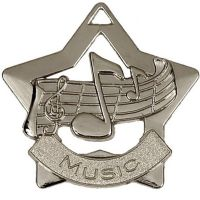 Mini Star Music Medal</br>AM710S